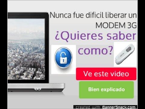 [Tutorial] Como liberar o desbloquear MODEM HUAWEI 3G (Cualquier OPERADORA) 2015