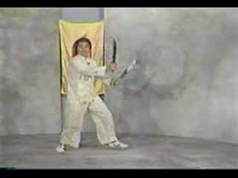 Wing Chun - William Cheung - Butterfly Knife form Image 1