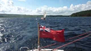 Cape Cutter 19 at Kielder