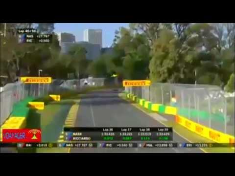 F1 Melbourne 2015