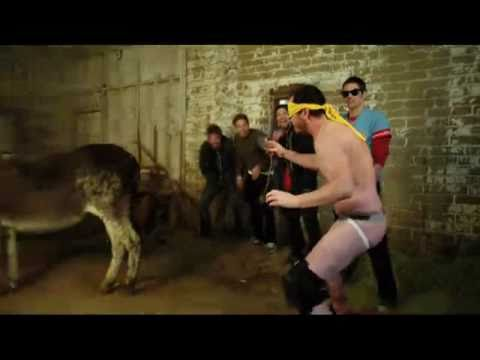 Jackass 3D Promo_pin the tail on the donkey.mov