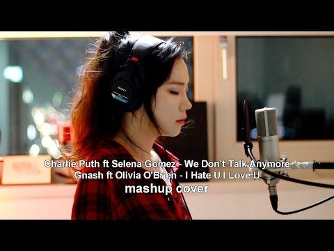 We Don't Talk Anymore & I Hate U I Love U ( MASHUP cover by J.Fla )