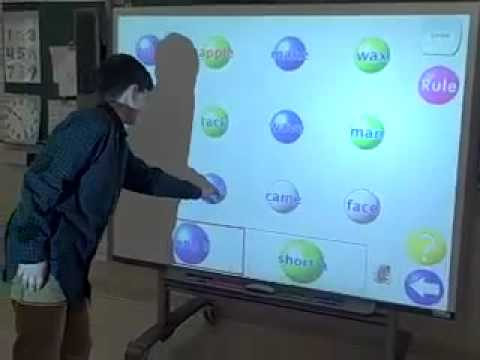 Cotting School and SMART Boards
