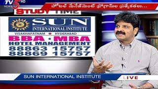 Hotel Management Courses At Sun International Institute | Study Time