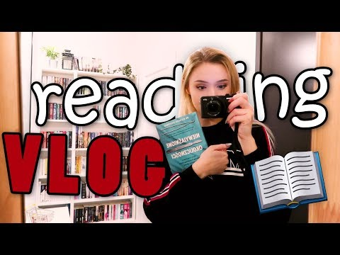 Reading Vlog