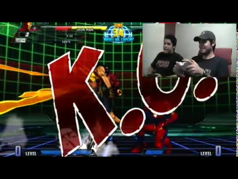 El Ultimo Player Vs NX - Marvel Vs Capcom 3