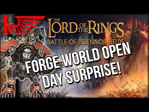 I'm More Interested In Lord Of The Rings Than Adeptus Titanicus