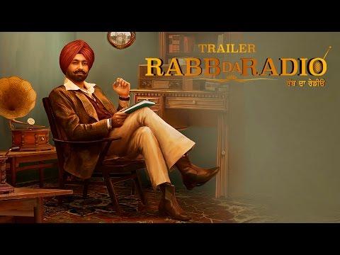 Rabb Da Radio (TRAILER) Tarsem Jassar   Mandy Takhar   Simi Chahal   Releasing On 31 March 2017