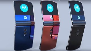 Motorola Razr V4 (2019) Release Date | Specs | Price | Verizon | Foldable Smartphone First Look!
