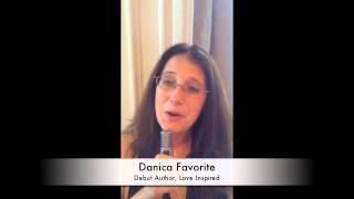 Debut Author Danica Favorite (Harlequin TV)