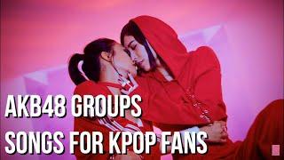 Download Lagu AKB48 GROUPS SONGS FOR KPOP FANS Gratis STAFABAND