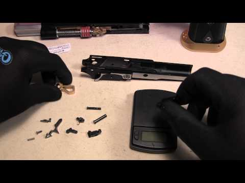 Gunsmith Bros Advance Frame For TM Hi-Capa Overview (HD)