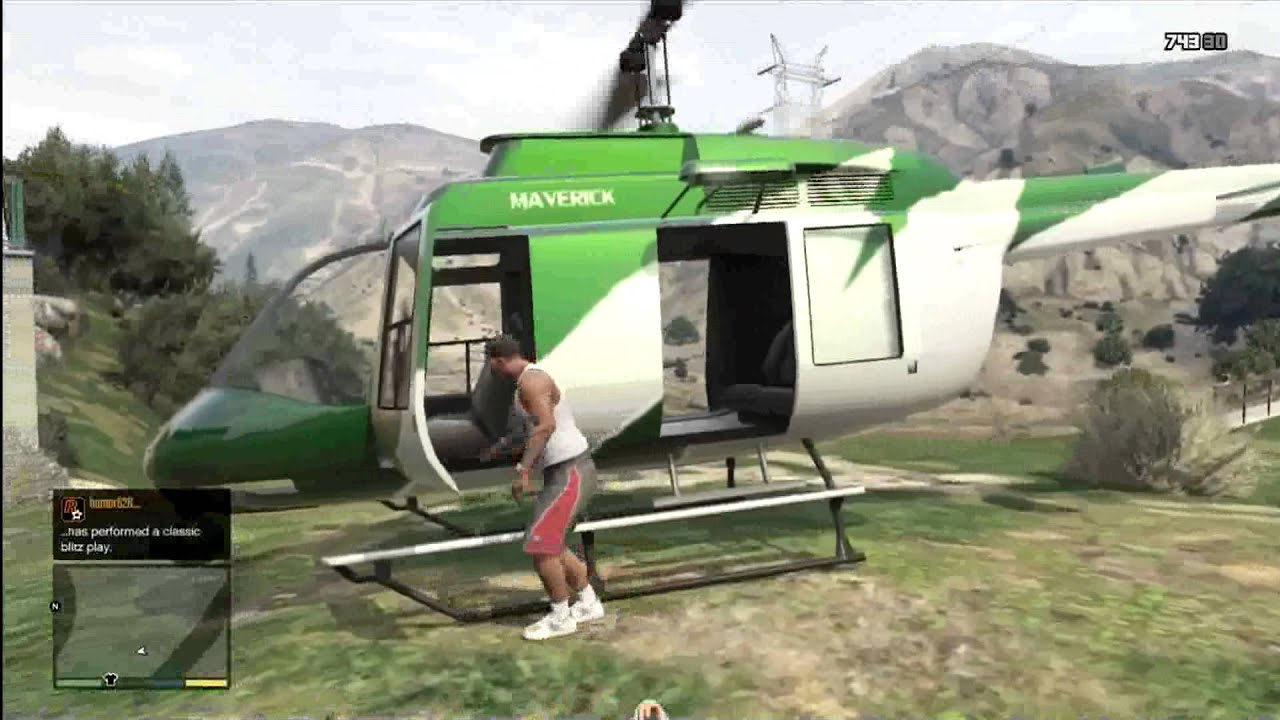 how to fly helicopter in gta 5