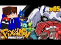CATCHING 2 LEGENDARIES?! | Minecraft Cube PIXELMON! #5 (Minecraft Pokemon) thumbnail