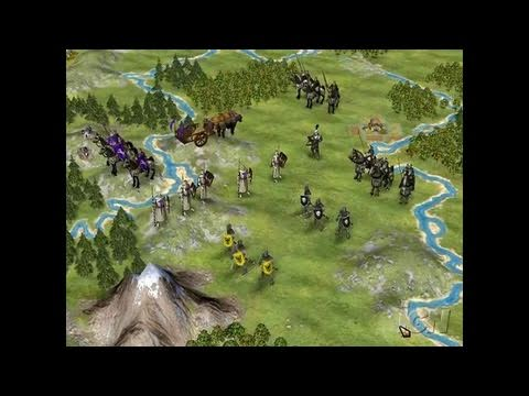Sid Meier's Civilization IV: Beyond the Sword PC