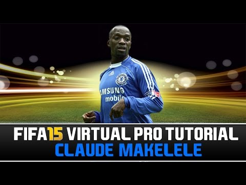 FIFA 15   Virtual Pro Tutorial - Claude Makélélé