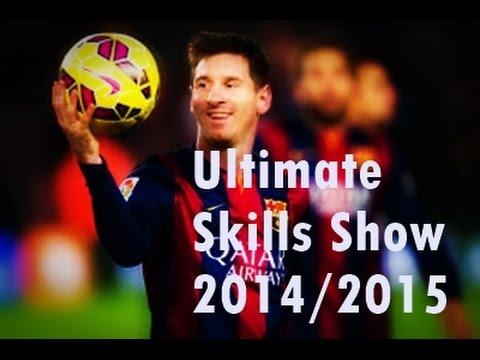 Lionel Messi ● Ultimate Skills Show 2014/2015