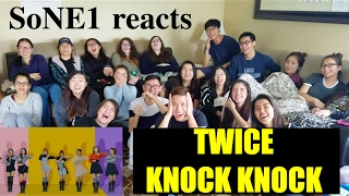 TWICE (트와이스) - KNOCK KNOCK M/V Reaction by SoNE1