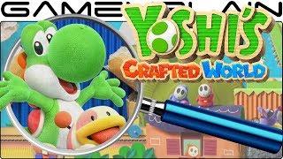 Yoshi's Crafted World ANALYSIS - Story Trailer (Secrets & Hidden Details)