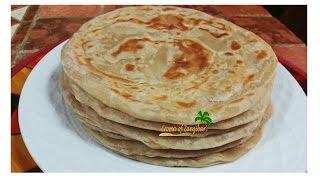 Mkate wa kusukuma AKA Chapati kiswahili