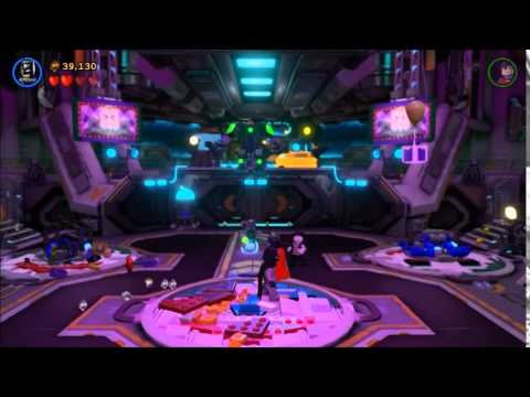 Talx plays: Lego Batman 3- Beyond Gotham! ep 7- Brainiac!