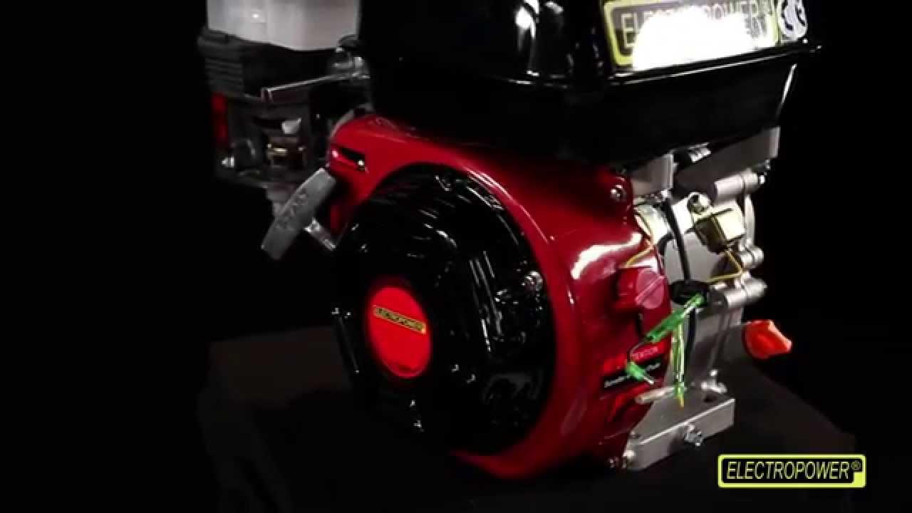 moteur thermique ohv 6 5cv electropower