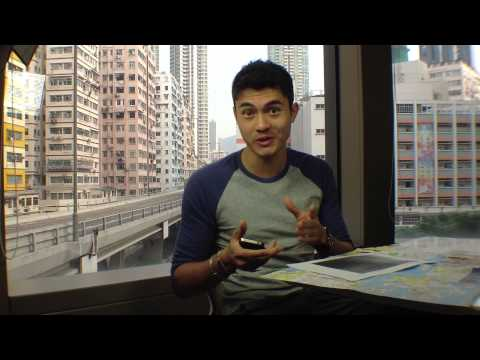 Driving Change with Caltex - Day2a: Henry Golding in Hong Kong