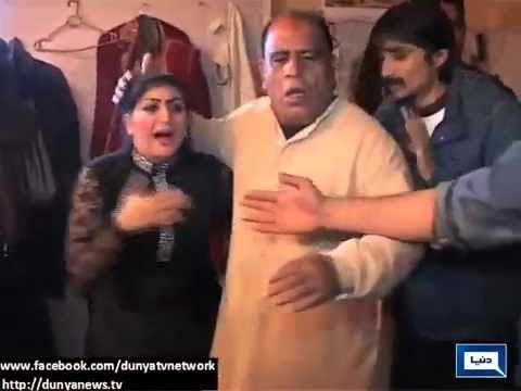 Punjabi stage drama Artist  Fight