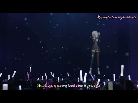 EGOIST - Ghost of a Smile /「Harmony」Full Theme Song  {Romaji + English Lyrics}