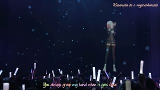 EGOIST - Ghost of a Smile /「Harmony」Full Theme Song  {Romaji + English Lyrics}
