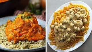 16 Delicious Recipes You Can Make In 10 Minutes | Weeknight Dinner Ideas | Twisted