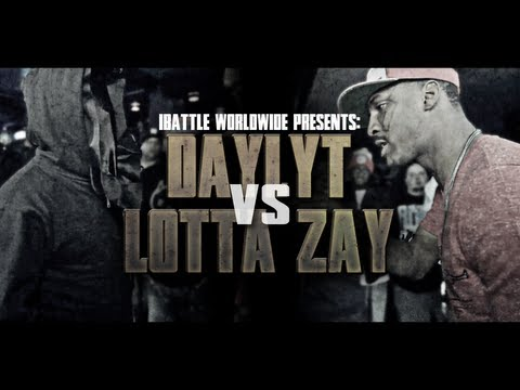 iBattle Worldwide Presents: Lotta Zay vs Daylyt