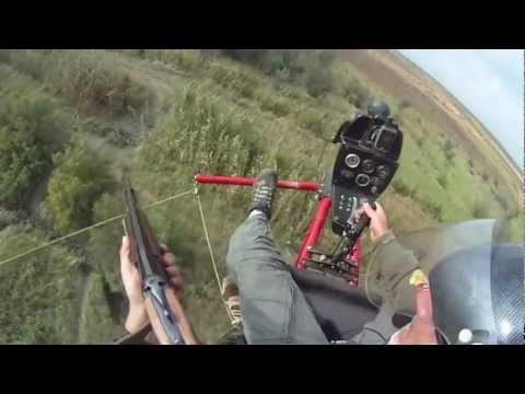 Охота на Волков с воздуха (Отстрел Волков) !