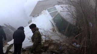 Witnesses of Kyrgyzstan crash speak of loss, finding pilot