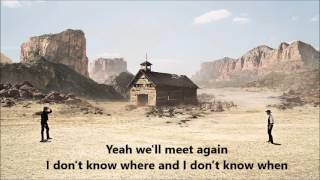 Watch Johnny Cash Well Meet Again video
