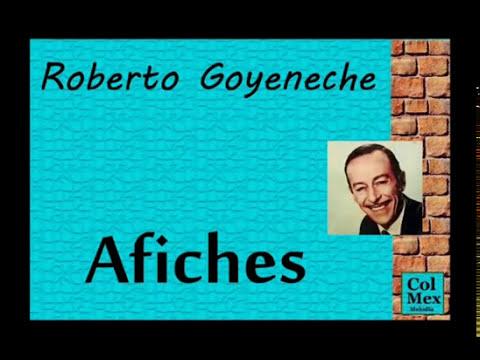 Roberto Goyeneche:  Afiches