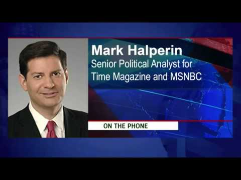 Mark Halperin - Senior Political Analyst for Time magazine.