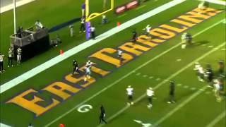 Reese Wiggins #15 ECU Football Highlights