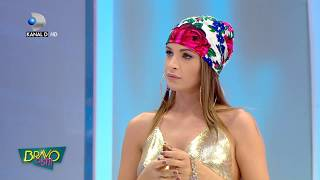 Bravo, ai stil! (21.09.2017) - Bianca a purtat piese