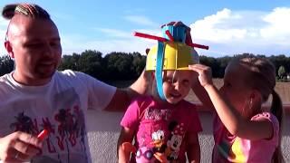 ♥ Челлендж МОКРАЯ ГОЛОВА С КОКА КОЛОЙ  !! Кока Кола на Голове !  Challenge Wet head of Coca Cola ♥