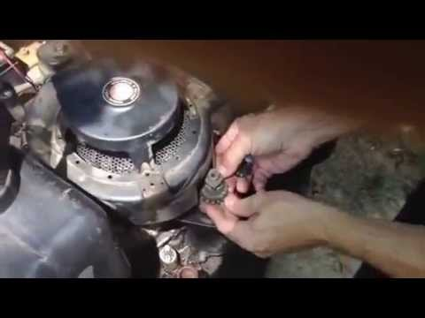 Diagnosing Starter Problems on Briggs and Stratton engine