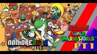 How to: Super Mario World Star Road Speed Run Part 1