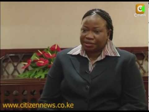 Interview With ICC Prosecutor Fatou Bensouda