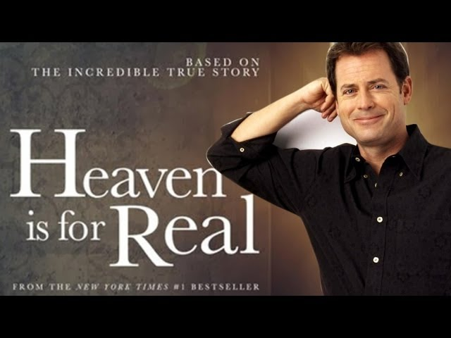 Heaven Is For Real - Official Movie Trailer (Atheist Remix)