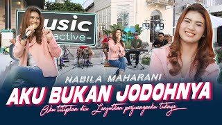 Download lagu Nabila Maharani - Aku Bukan Jodohnya ( Music Live) Aku titipkan dia Lanjutkan perjuanganku