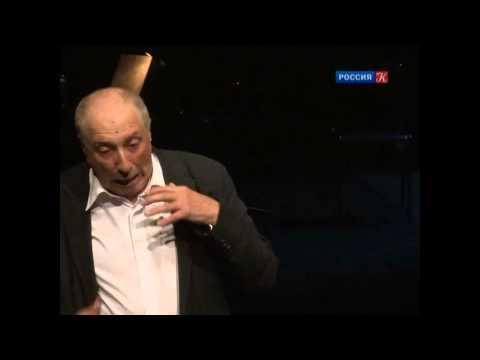 Театральное Бродский И. А. читает Юрский С. Ю.