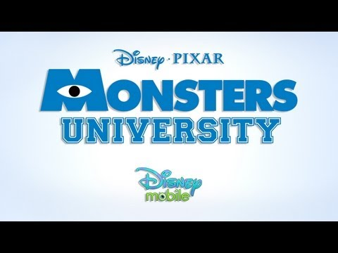 Monsters University: Catch Archie - Universal - HD Gameplay Trailer