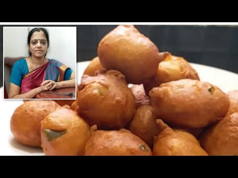 மைசூர் போண்டா/easy bonda/Mysore bonda recipe in Tamil/Hema's kitchen/Evening Snack recipe in Tamil