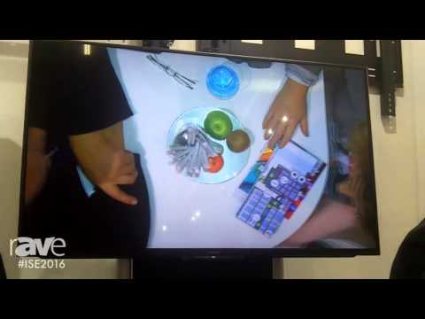 ISE 2016: PeTa Shows Konvention E-Mobil Display Stand