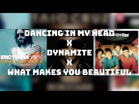 Dancing in My Dynamite Head is What Makes You Beautiful - Avicii x Taio Cruz x One Direction